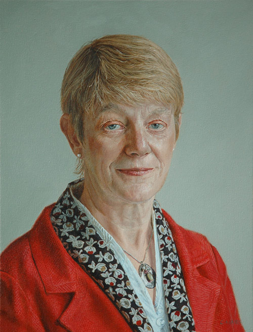 Portrait of Brenda Billington