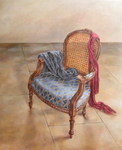 Chair Painting III