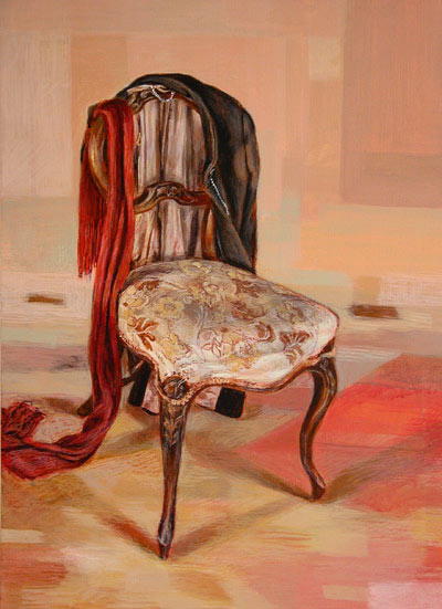 Chair Painting IV