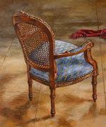 Chair Painting V