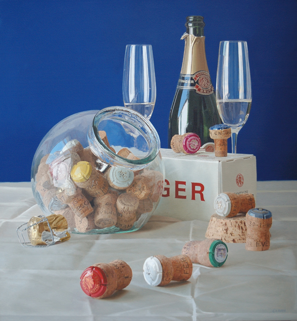 Tattinger Corks