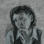 Study for Portrait of Lauren (II)