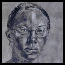 Drawings: Self Portraits; image from Self Portrait