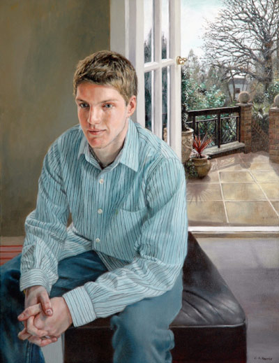 Portrait of Neil Nicol